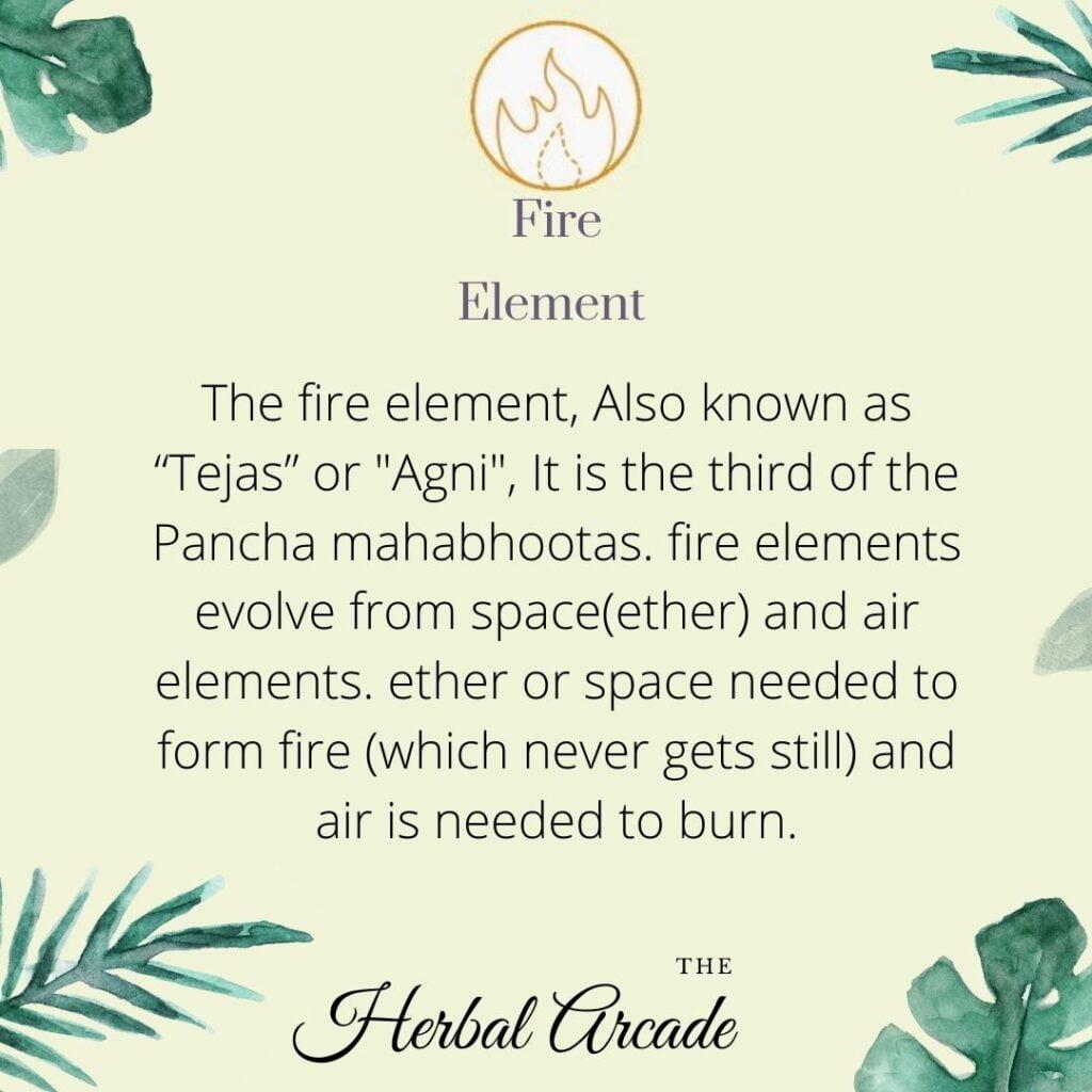 FireElement-PanchMahabhoot-HerbalArcade